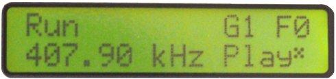Zapper Digital Professional LCD Display Panel